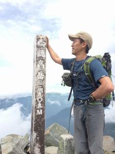 西穂高岳 (36)