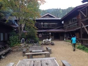 本沢温泉小屋