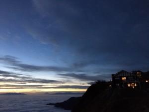 夜明け前は美しかった