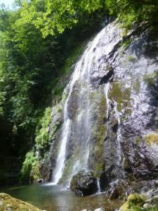 ドッサリ滝