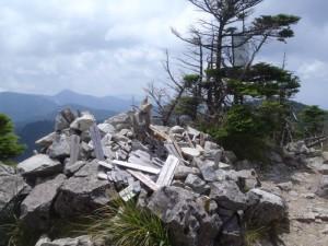 近畿最高峰!日向は暑いっす
