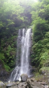 名もなき大滝